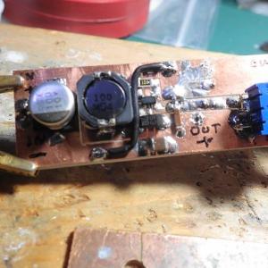 LMR62421 StepUp Voltage Regulater