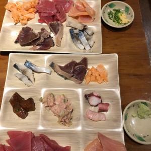 上野 沼津港 海将 ランチお刺身食べ放題