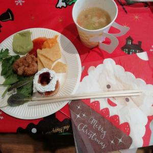 ITはなびらたけクリスマスパーティー☆