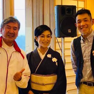 「がんとは何か?」リボーン洞戸3周年記念イベント、船戸崇史先生、長谷川ひろ子監督との対談