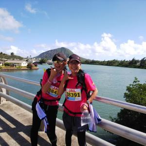 乳がんとうつ病が同時に発症して11年。今は憧れのがんサバイバーホノルルマラソンリーダー