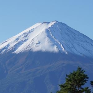 冠雪 富士山  Mt.Fuji 2019/10/13