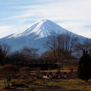 富士山  Mt.Fuji 2019/12/11