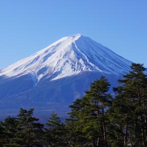 富士山  Mt.Fuji 2020/02/018