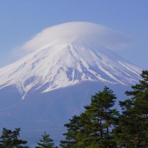 富士山  Mt.Fuji 2020/04/04