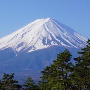 富士山  Mt.Fuji 2020/04/06
