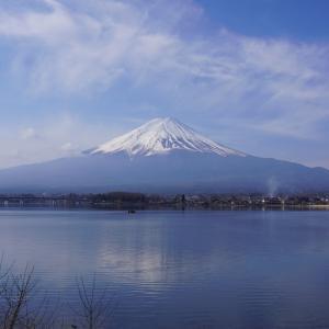 富士山  Mt.Fuji 2020/04/07