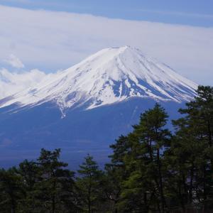 富士山  Mt.Fuji 2020/04/10