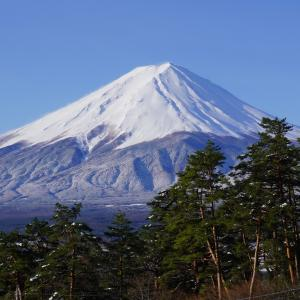 富士山  Mt.Fuji 2020/04/14