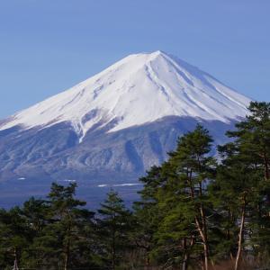 富士山  Mt.Fuji 2020/04/15