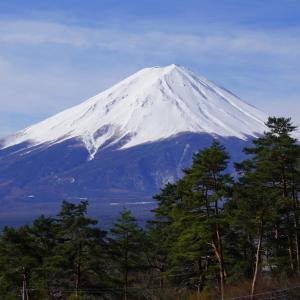 富士山  Mt.Fuji 2020/04/23