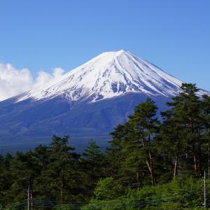 富士山  Mt.Fuji 2020/05/07