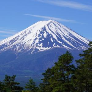 富士山  Mt.Fuji 2020/05/11
