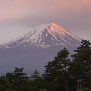 夕焼け 富士山  Mt.Fuji 2020/05/12