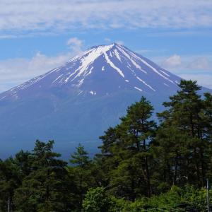 富士山  Mt.Fuji 2020/06/10