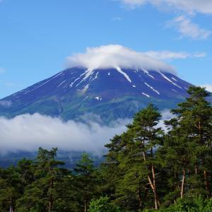 富士山  Mt.Fuji 2020/06/12