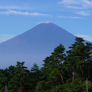 富士山  Mt.Fuji 2020/08/10