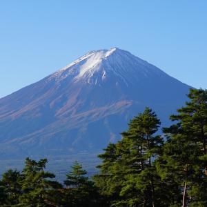 富士山  Mt.Fuji 2020/10/25