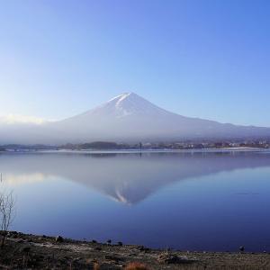 富士山  Mt.Fuji 2021/01/15