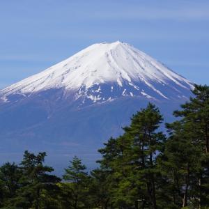 富士山  Mt.Fuji 2021/04/23