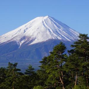 富士山  Mt.Fuji 2021/04/26