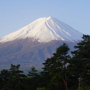 富士山  Mt.Fuji 2021/04/30