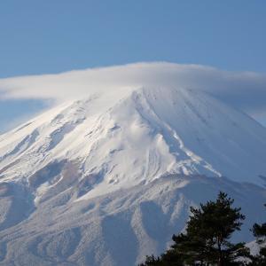 真っ白な富士山 Mt.Fuji2019/03/05