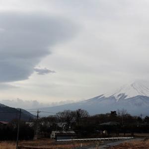つるし雲と富士山Mt.Fuji 2019/03/06