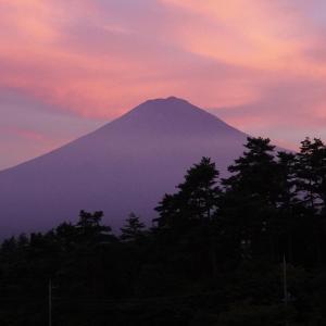 富士山  Mt.Fuji 2021/08/06