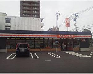 札幌市内に初登場「ネイビーセイコーマート」