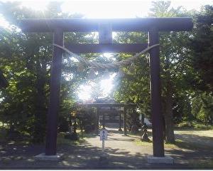 花畔(ばんなぐろ)神社