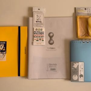 キングジムの株主優待 2,500円相当の文房具 今までの優待品を紹介