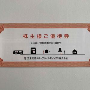 三重交通グループの株主優待 三重交通のバスが無料で乗れる乗車券など