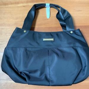 サックスバーHDの株主優待 株主限定商品 ケスク・ル・デザインのトートバッグ