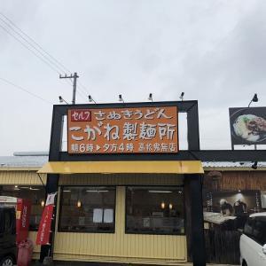 こがね製麺所 鬼無店 (香川県高松市)