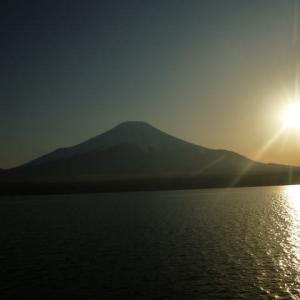 #サンセット山中湖
