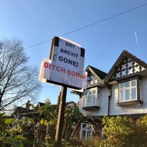 クリスマス前の浮かれきったイギリス国民の前に突き付けられた現実、総選挙!選挙運動に見る国民性?