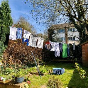 外出禁止に慣れてきた、天気のいい日の静かなイギリス
