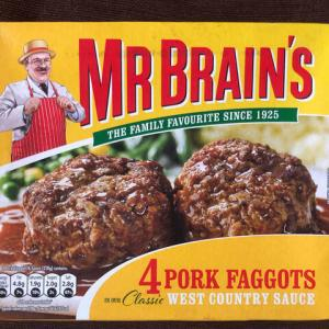 興味深い歴史と風味を持つ怪しい響きの料理の名前、ファゴット....名前字体も複雑な意味あり