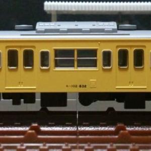 モハ102-626[ラシ317F] (モハ102-832[ラシ321F] 改番,Assyベンチレーター換装,簡易式改番廃止施工:車体改修)
