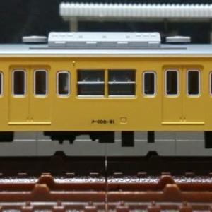 クハ100-91[ツヌ116F] 第二次冷房改造車 車体改修 (現行LOT台枠更新,2ndLOTライト基板振替施工) ※'旧製品