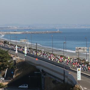 日刊リボッジオ334号〜湘南マラソンの巻