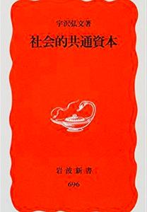 【書評100】『社会的共通資本』宇沢弘文 著
