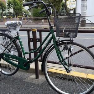 ◆《新車》・特価・ホームサイクル・26インチ・グリーン