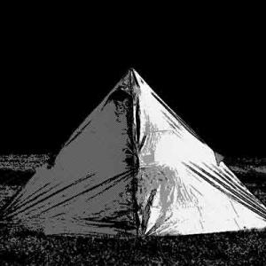 中古で購入した一人用テントの怪