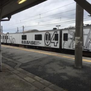自転車と電車