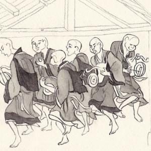 大河・かこがわ(94) 平安時代(5) 教信(寺)の話(5)・時宗の衰え