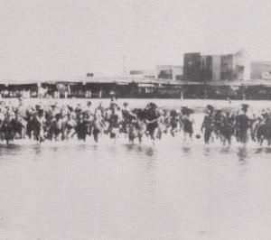 大河・かこがわ(290) 入浜権を考える(4)・高砂の海水浴場、70年の歴史に幕