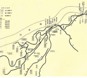 文観(32) 五ケ井用水の成立は、室町時代(戦国時代)か?