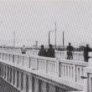 新ひろかずのブログ(16) 加古川大改造(2)・現在の加古川大橋(大正13年)に造られる